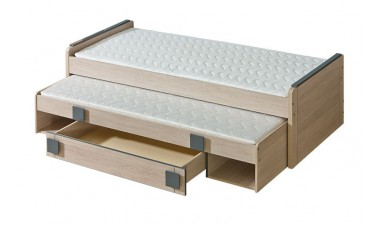 Kama  G16 Guess Bed with Stoarge