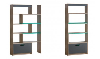 Oliver U14 Bookcase