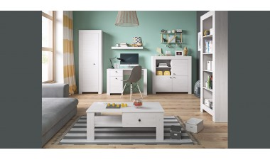 wardrobes - Rene RSZ70 Wardrobe - 2