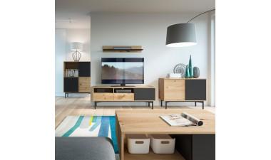 solid-furniture - Flow FRTV151 TV Unit - 2