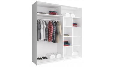wardrobes - Mika Multi III 200 - 2