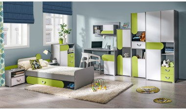 kids-and-teens-wall-units - Futura I - 1