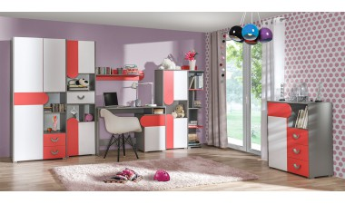 kids-and-teens-wall-units - Futura II - 1