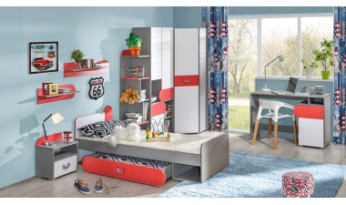 kids-and-teens-wall-units - Futura III - 1