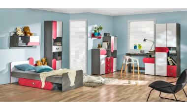 kids-and-teens-wall-units - Futura V - 1