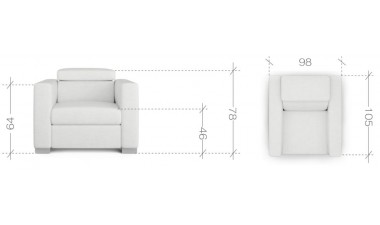 meble-tapicerowane - Vena Fotel - 4