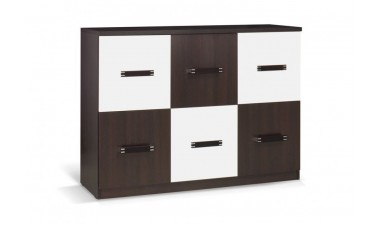 chest-of-drawers - Malmo 6D - 1
