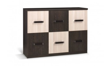 chest-of-drawers - Malmo 6D - 2