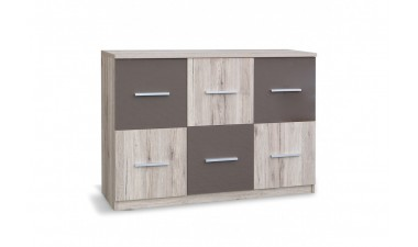 chest-of-drawers - Malmo 6D - 3