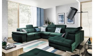 corner-sofa-beds - Rocco U - 2