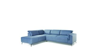 furniture-shop - GUSTO left side Velvet S43 dark green - 4