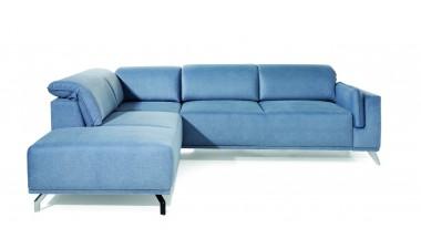 furniture-shop - GUSTO left side Velvet S43 dark green - 5