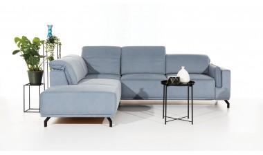 furniture-shop - GUSTO left side Velvet S43 dark green - 8