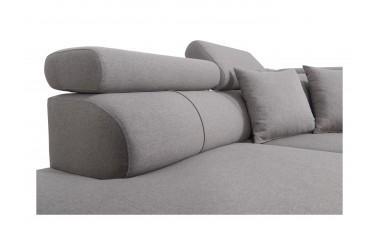 corner-sofa-beds - Veneto X Malia Pacific/Calgary Cool White - 10