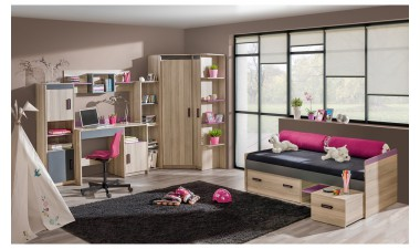 kids-and-teens-wall-units - Oliver IV - 1