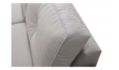 corner-sofa-beds - ADONIS III left side all in Graceland Cream - 5