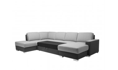 corner-sofa-beds - Klara 1 right side all in Sierra Storm - 3