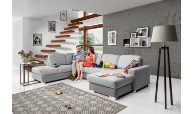 corner-sofa-beds - Klara 1 right side all in Sierra Storm - 5