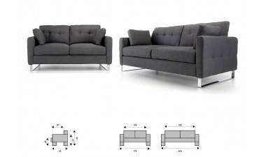 sofas-and-sofa-beds - Roma 2 - 2