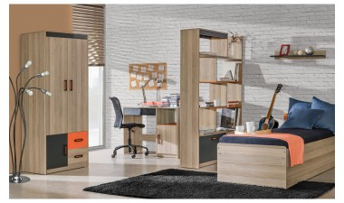 kids-and-teens-wall-units - Oliver V - 1