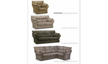 upholstered-furniture - Beverly 3 - 5