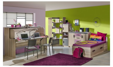 kids-and-teens-wall-units - Oliver VI - 1