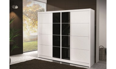 wardrobes - Porto 250 Sliding Door