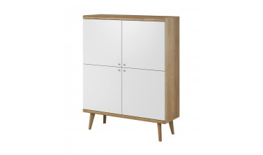 chest-of-drawers - Prima PK107 Chest of drawers - 1