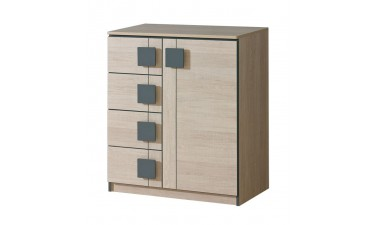 kids-and-teens-chest-of-drawers - Kama G3 - 1