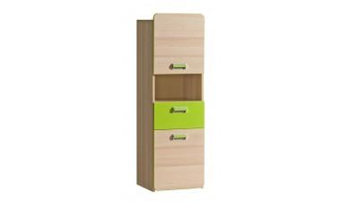 kids-and-teens-wardrobes - Hugo L4 Cabinet - 1