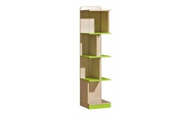 kids-and-teens-wardrobes - Kama L15 Bookcase - 1