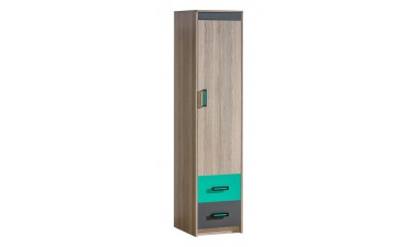 furniture-shop - Oliver U2 Wardrobe - 1