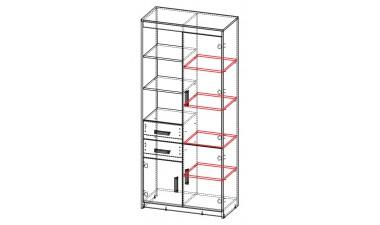 cabinets - Oliver U3 Cabinet - 2