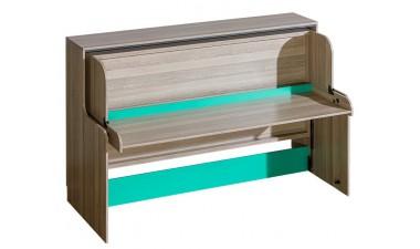 kids-and-teens-beds - Oliver U16 Bed+Desk - 1