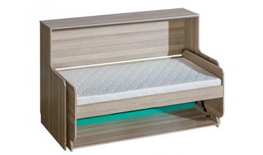 kids-and-teens-beds - Oliver U16 Bed+Desk - 2