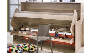 kids-and-teens-beds - Oliver U16 Bed+Desk - 3