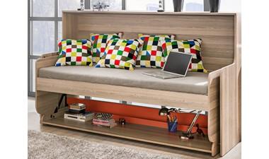kids-and-teens-beds - Oliver U16 Bed+Desk - 4