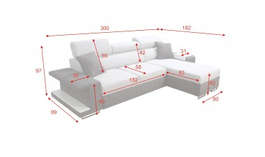 corner-sofa-beds - Vector Maxi I - 7
