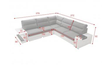 corner-sofa-beds - Forseti III - 4