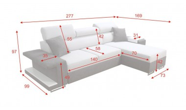 corner-sofa-beds - VECTOR I MINI - 10