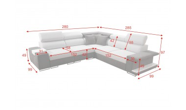 corner-sofa-beds - Vector VII - 7