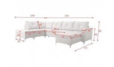 corner-sofa-beds - ADONIS IV - 4