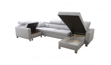 corner-sofa-beds - LORETTO V - 1