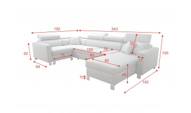 corner-sofa-beds - LORETTO V - 3