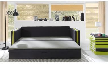 sofas-and-sofa-beds - EUFORIA DUO YELLOW