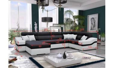 corner-sofa-beds - Barcelona