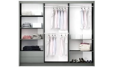 wardrobes - SANTANA 250 - 3