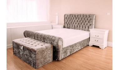 beds-and-matresses - CHESTERFIELD SLEIGH