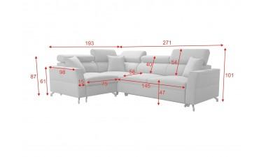 corner-sofa-beds - VENETO II - 13