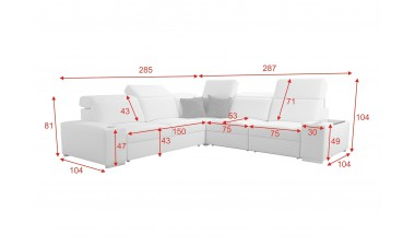 corner-sofa-beds - RICOTTI III - 4